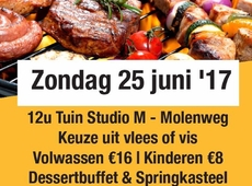 Barbecue N-VA Melle 2017