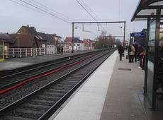 Melle station